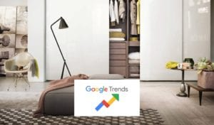 Latest Google Trends For Bedroom Retailers | Lead Wolf