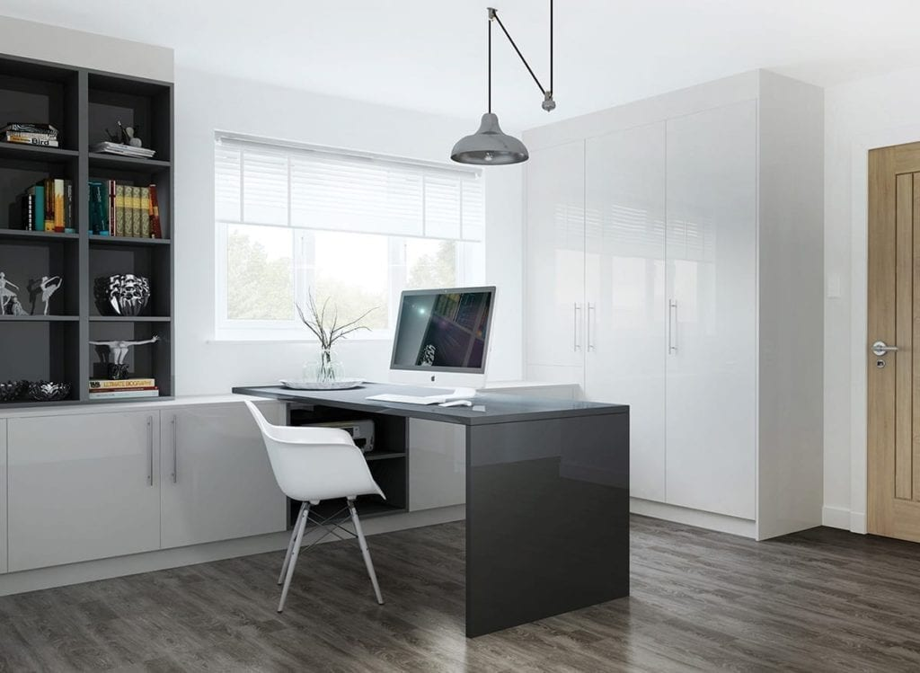 Optimising your home working space   Lead Wolf