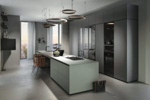 Handleless Kitchens | John Willox Kitchen Design