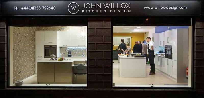 John Willox Kitchen Design & Installation Process