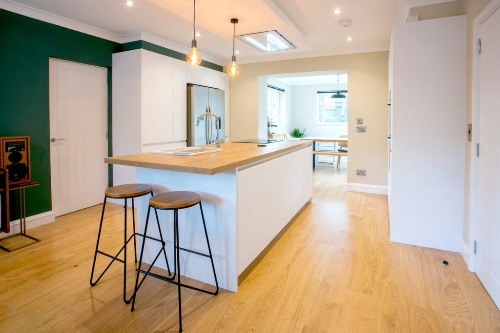 Arn Cottage 01 | John Willox Kitchen Design | Ellon, Aberdeen