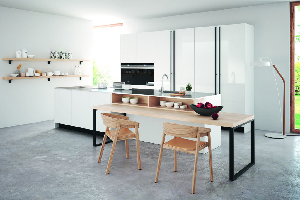 Alternative to Neptune Kitchens | Wooden Heart of Weybridge