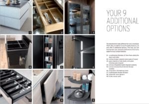 Rotpunkt Kitchen Brochure