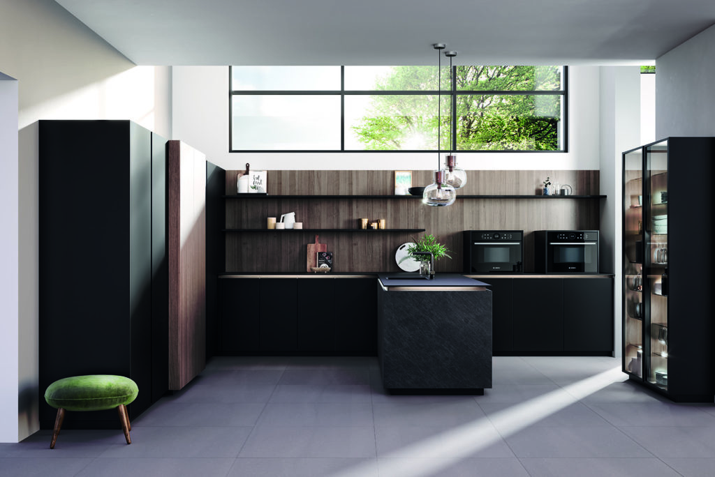 Rotpunkt Real Ceramic Black Rock | Qudaus Living