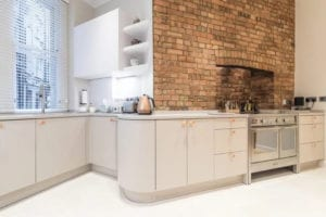 Curved Kitchens | Qudaus Living