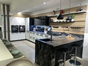 New Display Showcases Modern Classic Style | Qudaus Living | Modern Kitchens Sutton Coldfield