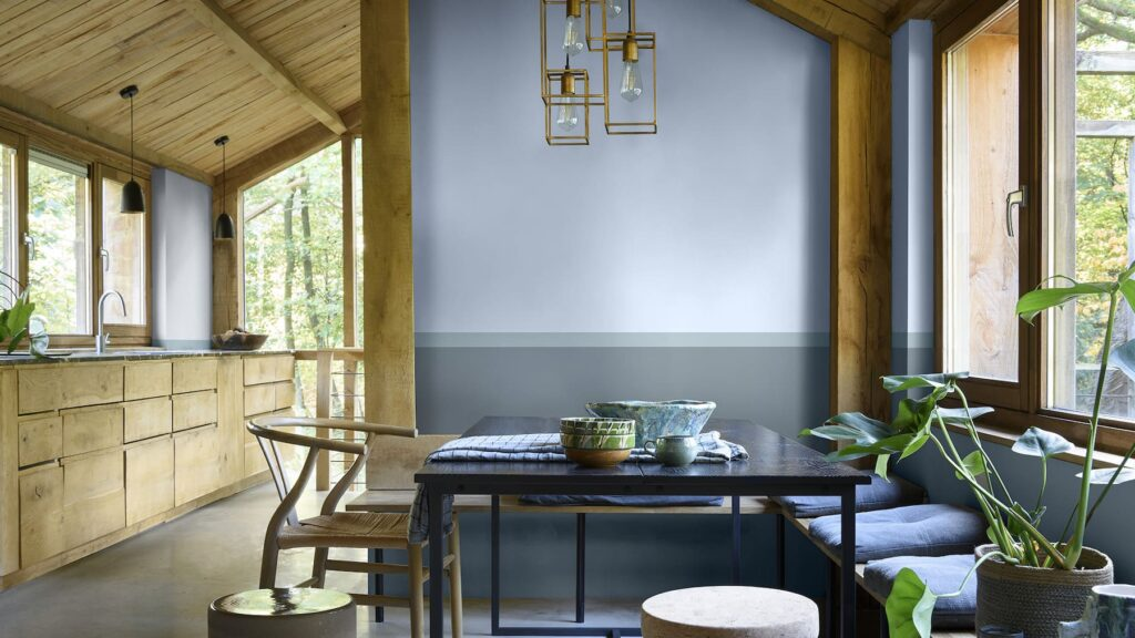 Dulux Colour Futures Colour Of The Year 2022 The Greenhouse Colours Kitchen Inspiration Global 72P | Qudaus Living | Modern Kitchens Sutton Coldfield