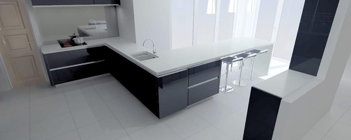 Unique opportunity to test drive your kitchen - Alon Interiors, Larkfield