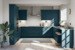 In-Frame Kitchens | Alon Interiors