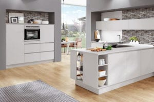 Grey Kitchens | Swans