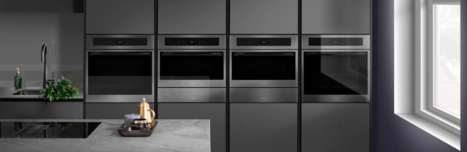 Caple Built In Applainces | Right Choice Kitchens, South Wales