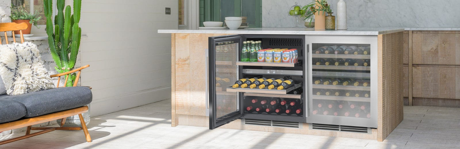 Caple Drinks Fridge | Right Choice Kitchens, South Wales
