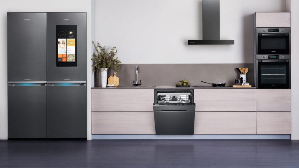 Samsung Kitchen Appliances | Right Choice Kitchens, South Wales