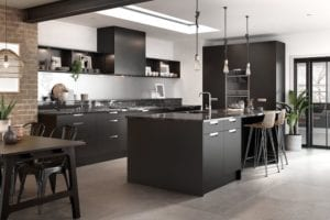 Dark Kitchens | Right Choice Kitchens, South Wales