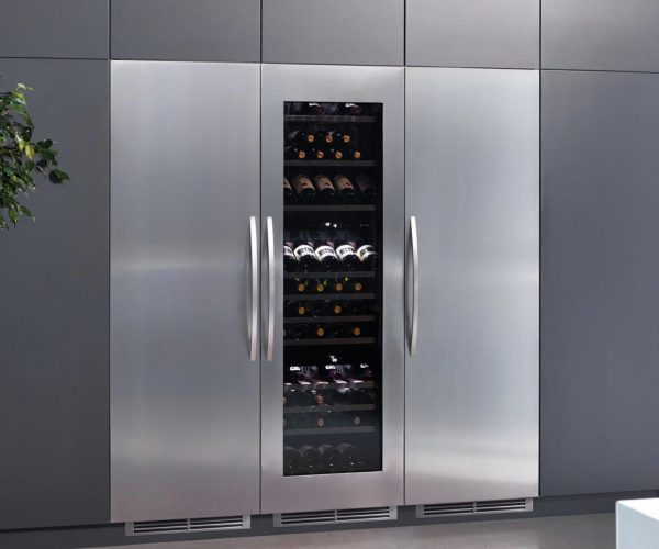 Caple Integrated Refridgerator Freezer Wine Cooler | Right Choice Kitchens, South Wales