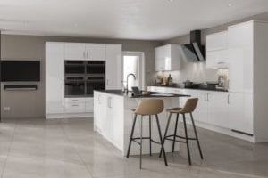 Gloss Kitchens | Right Choice Kitchens, South Wales