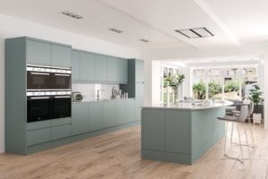 Handleless Kitchens | Right Choice Kitchens, South Wales