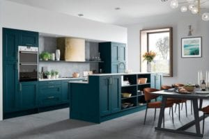Vibrant Kitchens | Right Choice Kitchens, South Wales