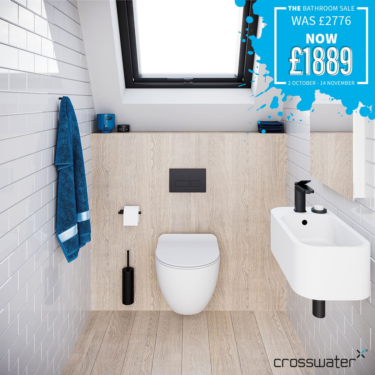 Bundle 8 Ethereal Small Cloakroom | Such Designs, London