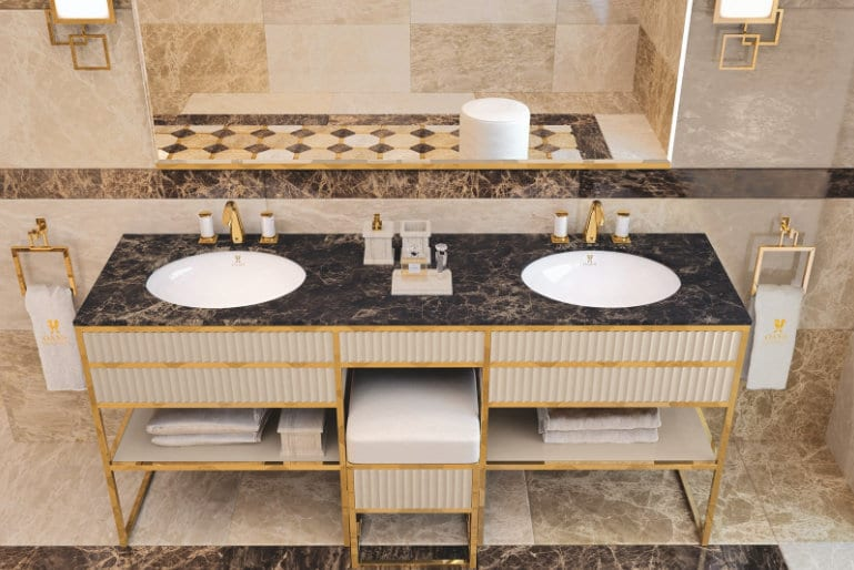 Bathroom Furniture Tile | Such Designs, London