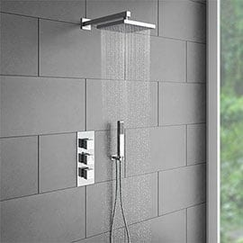 Concealed Thermostatic Shower Mixer System