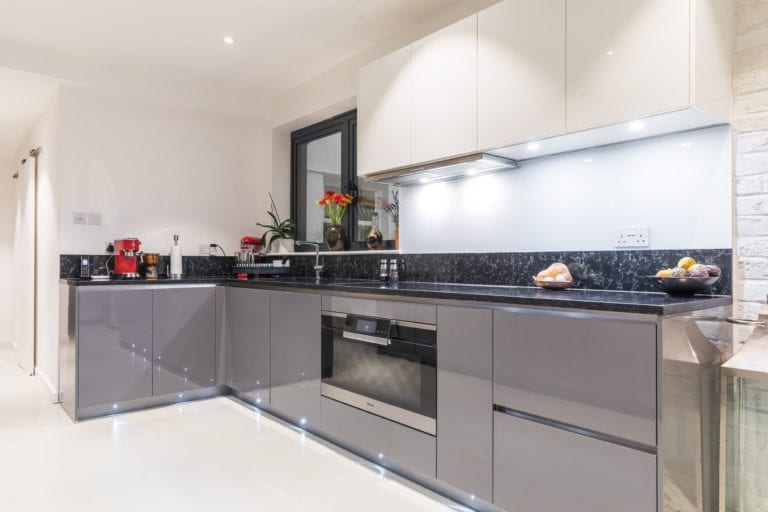 High Gloss Kitchens   Lead Wolf