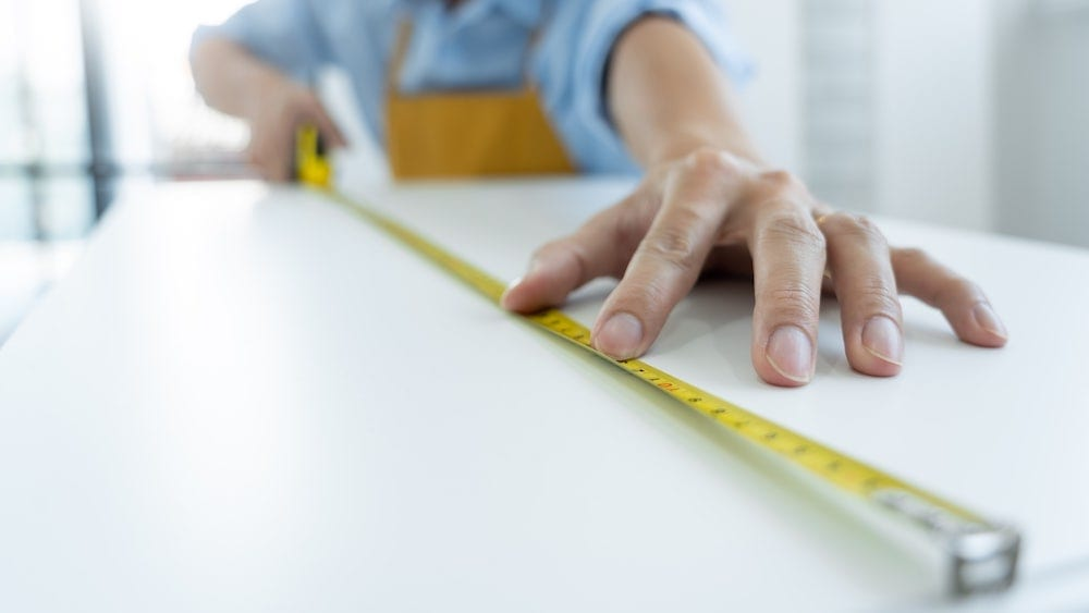 Measuring Your Kitchen | Lead Wolf