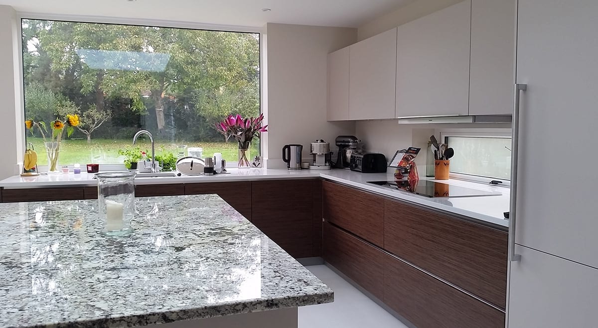 Natural stone Granite | Classique Kitchens, Carlisle