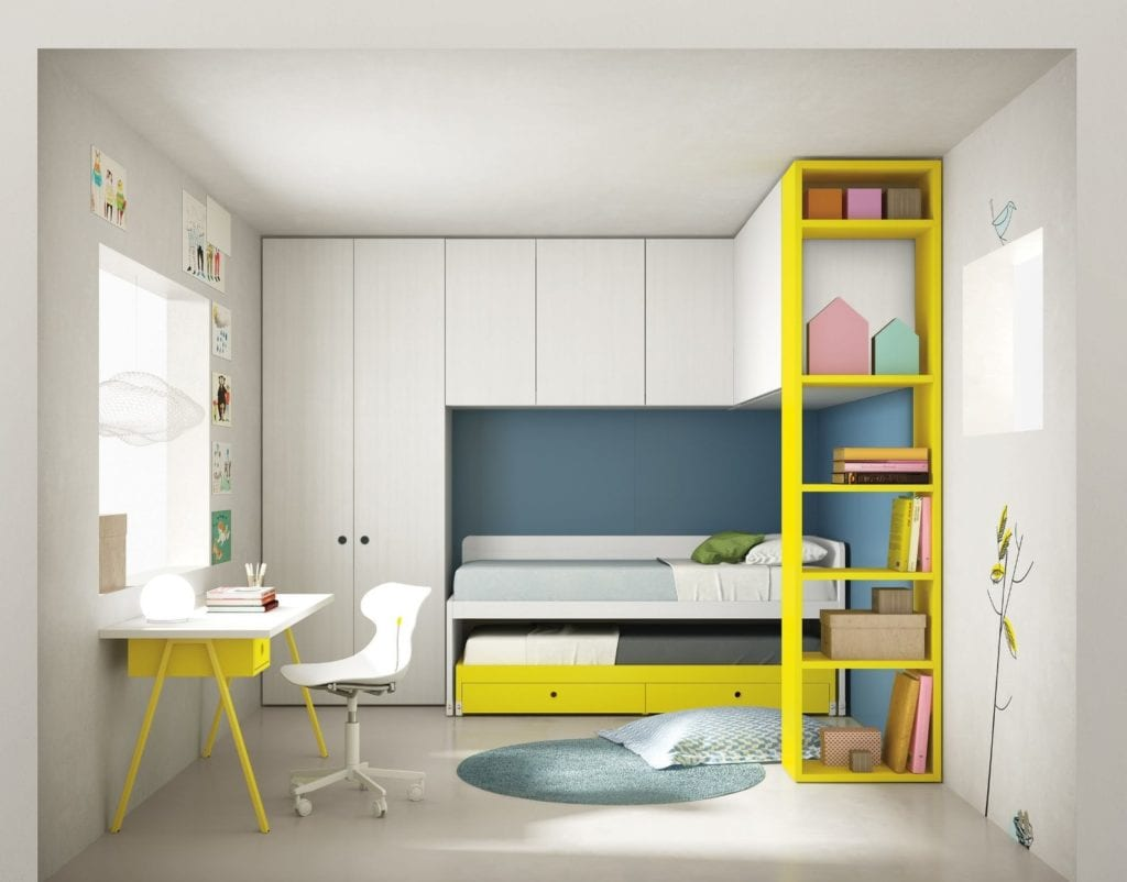 Childrens Bedroom | Unique Bedrooms Direct
