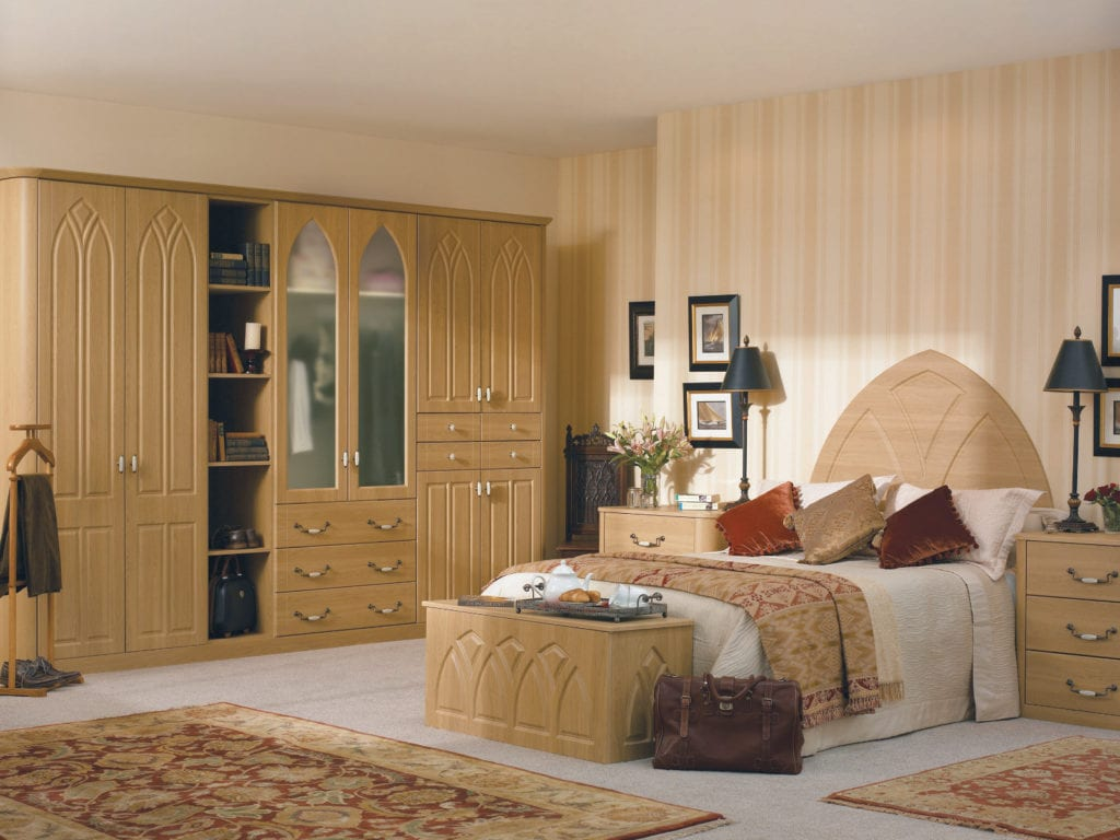 Bella Gothic Lissa Oak | Unique Bedrooms Direct | Dunstable