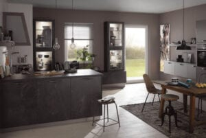Dark Kitchens | Alpha Designs, Preston