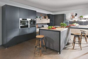 Grey Kitchens | Alpha Designs, Preston