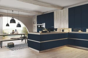 Handleless Kitchens | Alpha Designs, Preston