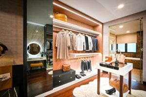 Large Walkin Wardrobe | Alpha Designs, Preston