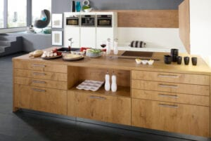 Wood Kitchens | Alpha Designs, Preston