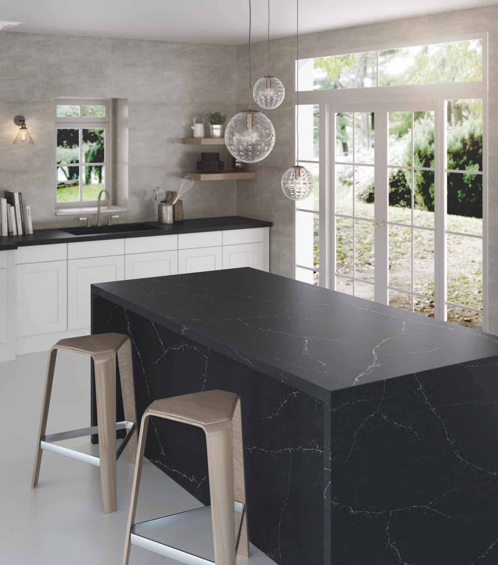Charcoal Soapstone | Daval Client Site, Wansford
