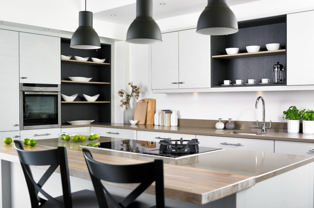 Daval fitted kitchen furniture Huddersfield