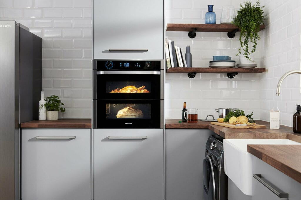 Samsung Built In Oven   Colour House Interiors, Caterham